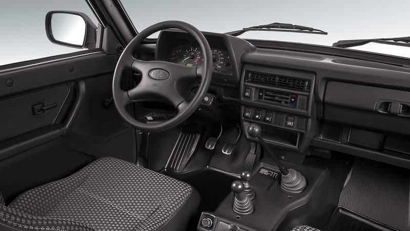 Lada 4x4 2019