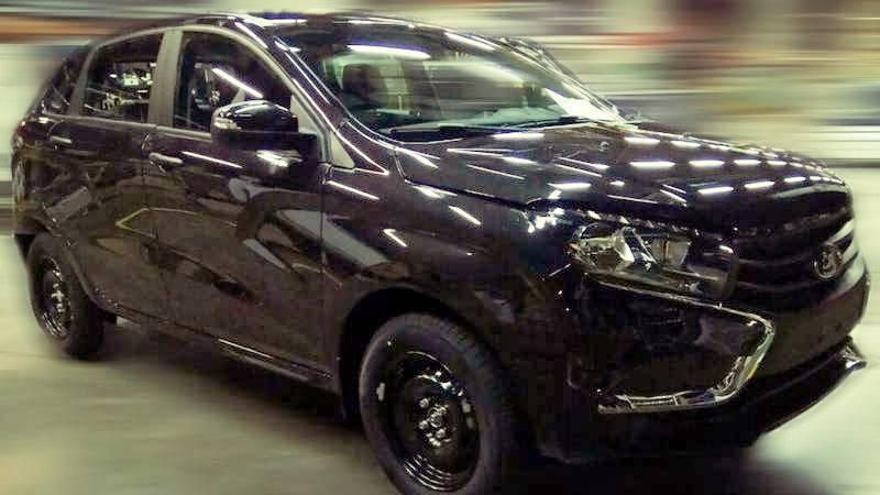 Самая дешевая Lada XRAY выйдет в продажу в 2019 году