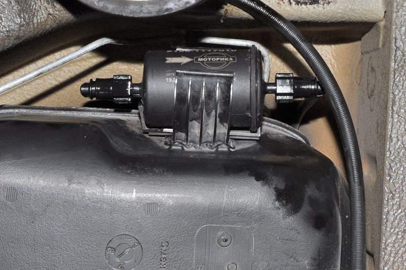топливный фильтр гранта