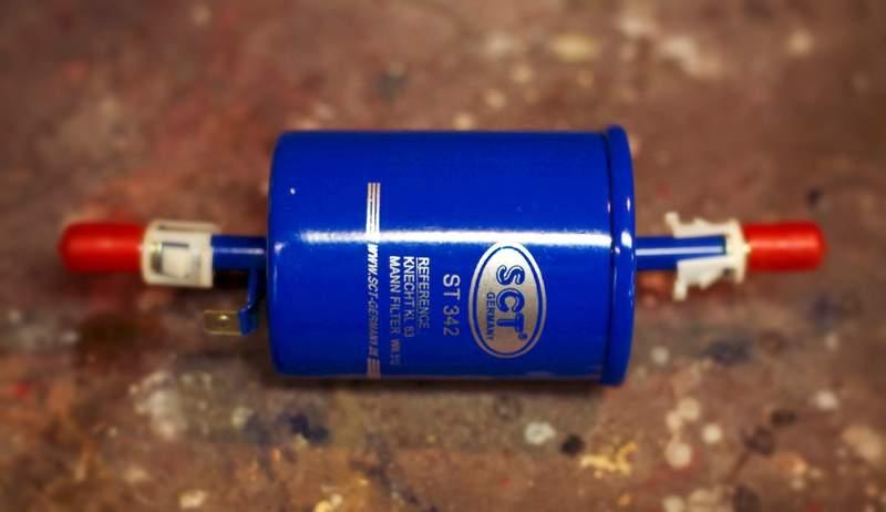 Замена топливного фильтра Лада Гранта. Периодичность, какой фильтр лучше