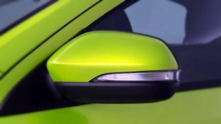Боковые зеркала Лада Веста: меняем стекло и указатели поворотов
